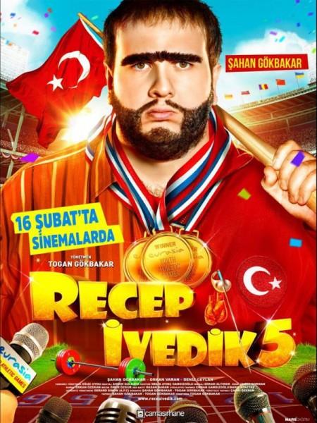 دانلود زیرنویس فارسی فیلم Recep Ivedik 5 2017